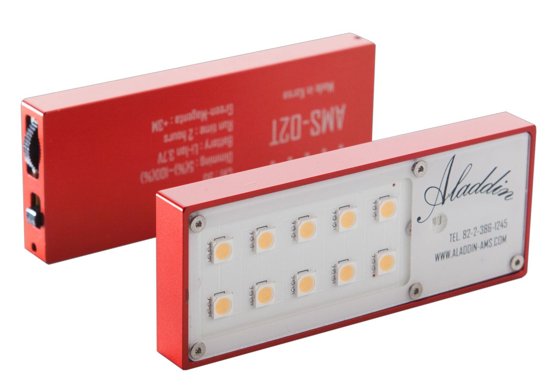 Aladdin EYE-LITE - Tungsten 3000K LED Fixture for Cameras AMS-02T