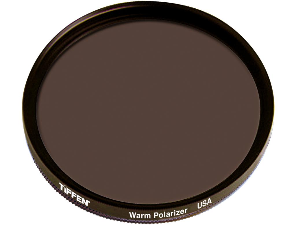 Tiffen 72WPOL 72mm Warm Polarizer Filter 72WPOL