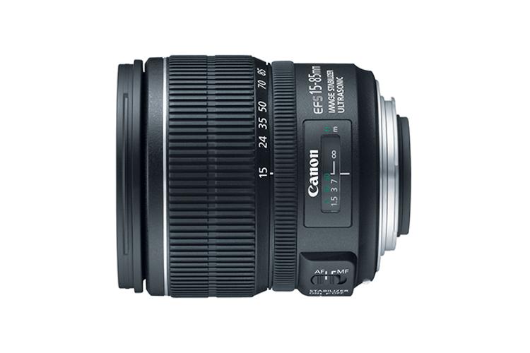 Canon 3560B002 EF-S 15-85mm f/3.5-5.6 IS USM Lens 3560B002