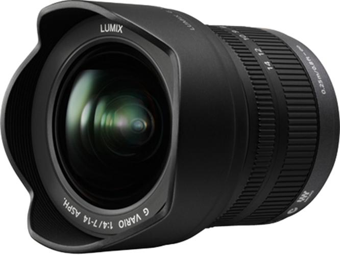 Lumix G Vario 7-14 mm/F 4.0 ASPH. Micro 4/3 Digital Interchangeable Lens