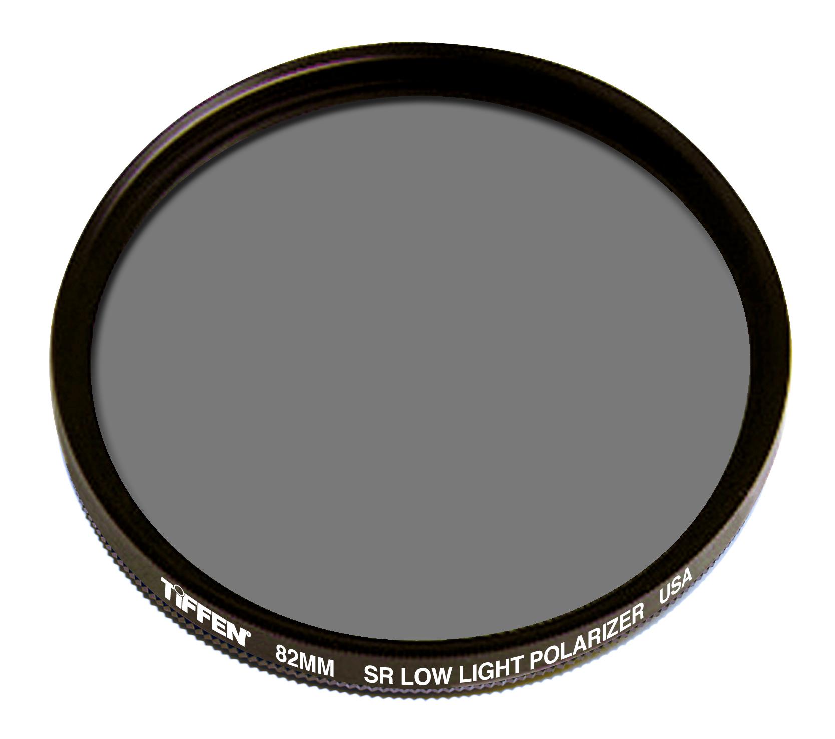 82mm Polarizer Filter, Low Light