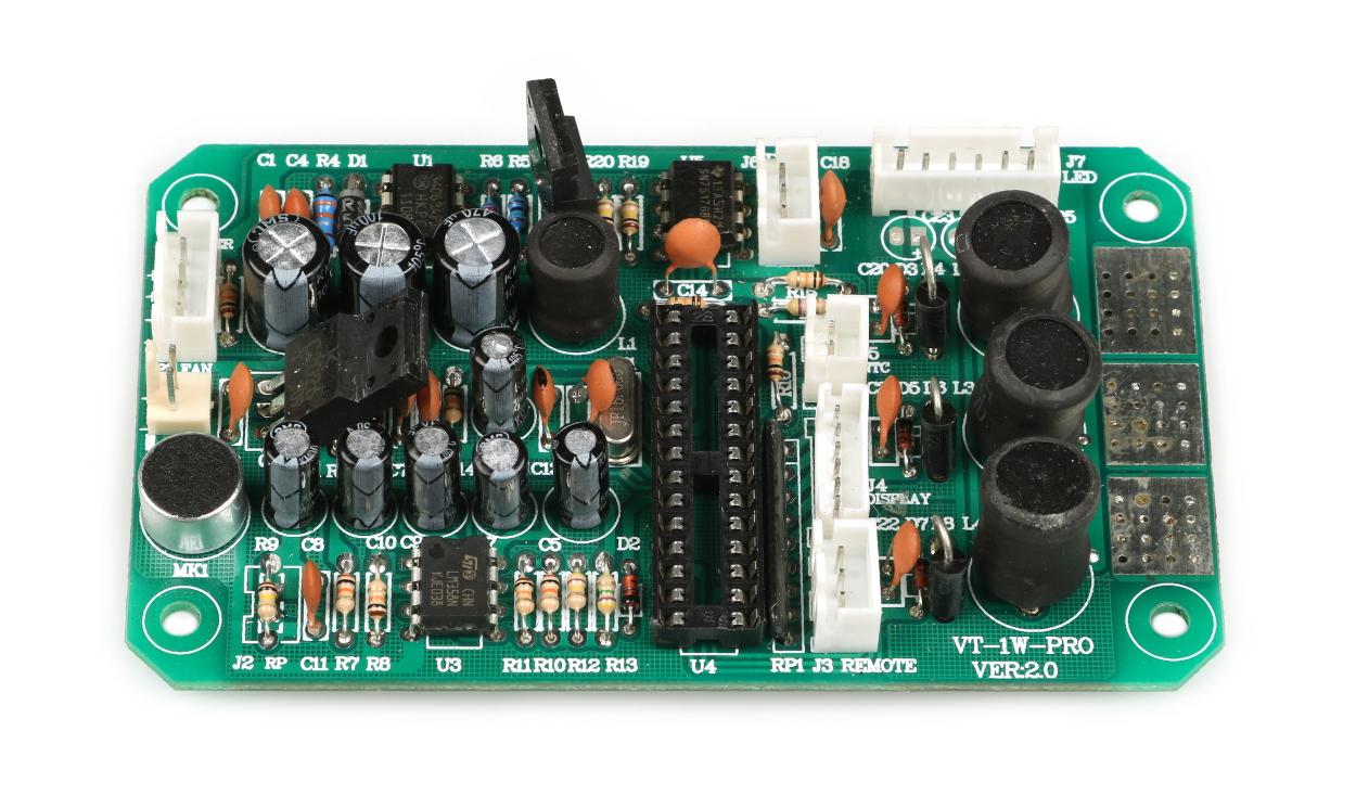 Main PCB Assembly for Opti Ttri Par and Tri 64B