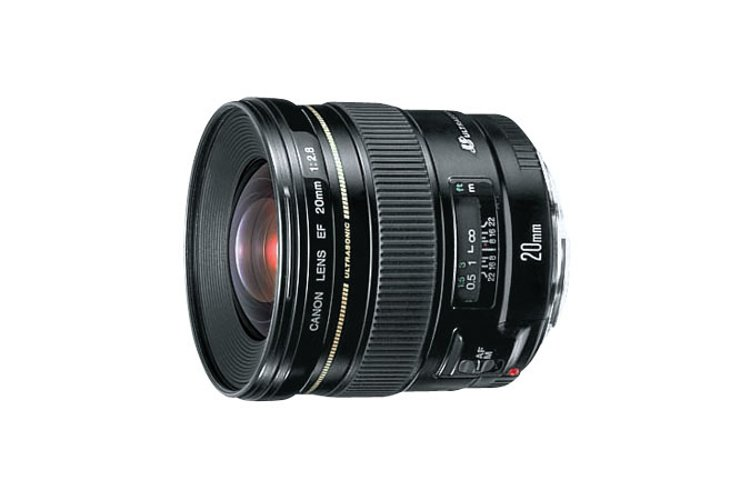 Canon 2509A003 EF 20mm Lens for 2.8 USM 2509A003