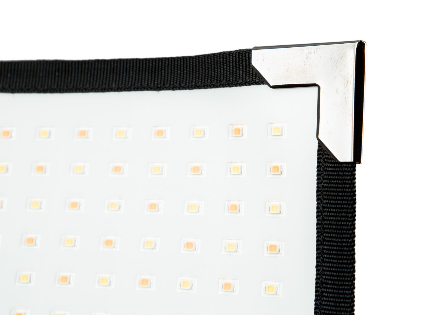 "Aladdin BI-FLEX1 Gold Mount Kit with Case 50W 12 x 12"" Flexible Bi-Color LED Panel with Gold Mount Battery Plate and Case AMS-FL50BI-KIT1-SCGM"
