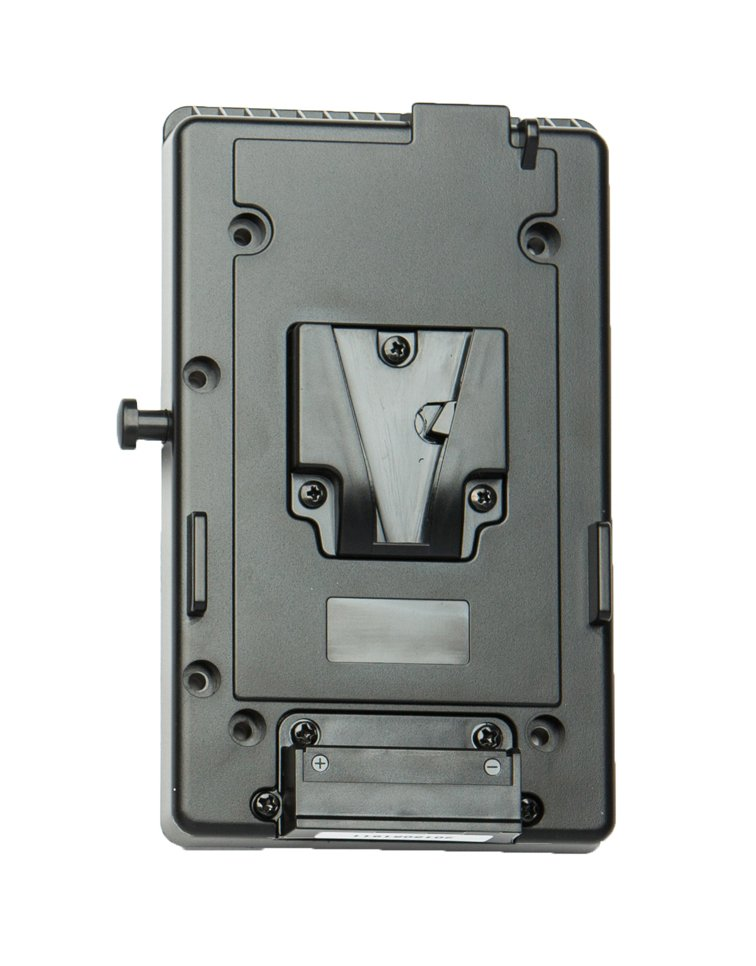 """50W 12 x 12"""" Flexible Bi-Color LED Panel with V-Mount Battery Plate and Case"""