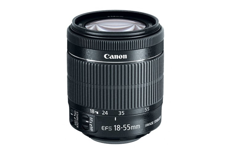 Canon 8114B002 EF-S 18-55mm f/3.5-5.6 IS STM 8114B002