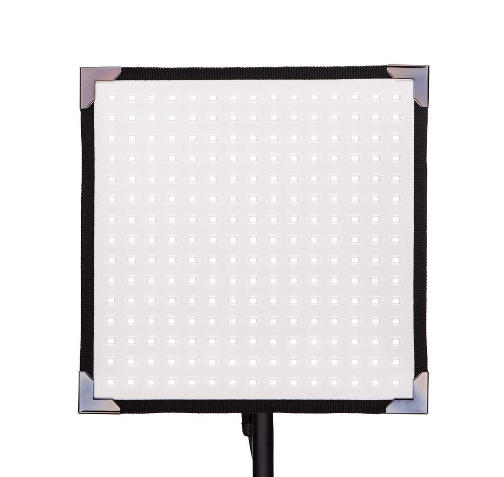 "Aladdin FLEXLITE1 Kit - Tungsten 12 x 12"" 60W 3000K Flexible LED Kit with Accessories AMS-FL60TKIT"