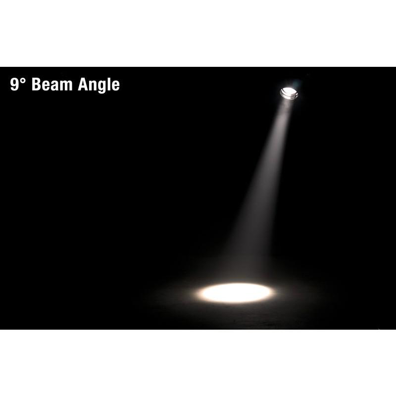 ADJ PAR Z100 3K [B-STOCK MODEL] 100W COB Warm White LED Par Can with Manual Zoom PAR-Z100-3K-BSTOCK