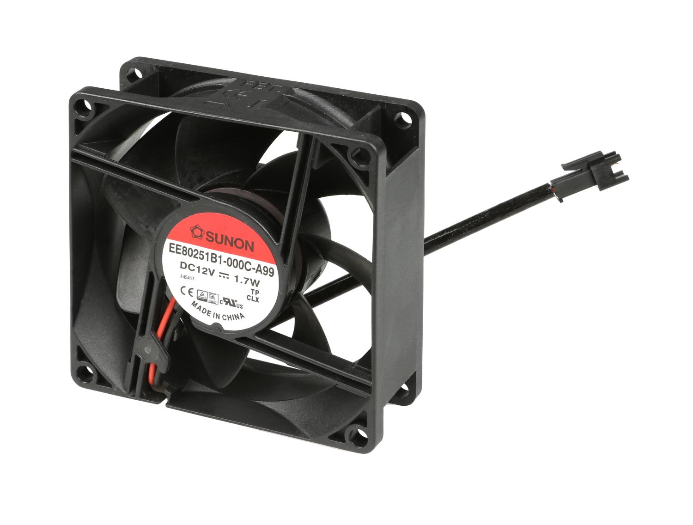 ADJ Z-KDE1208PTV1 Base Cooling Fan for DJ Spot 250 Z-KDE1208PTV1