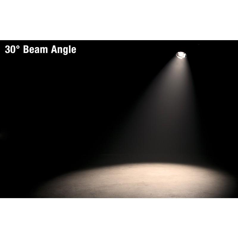 ADJ PAR Z100 3K [RESTOCK ITEM] 100W COB Warm White LED Par Can with Manual Zoom PAR-Z100-3K-RST-01