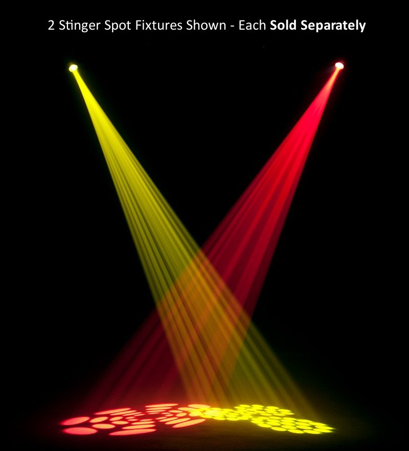 ADJ Stinger Spot [B-STOCK MODEL] 10W LED Mini Moving Light STINGER-SPOT-BSTOCK