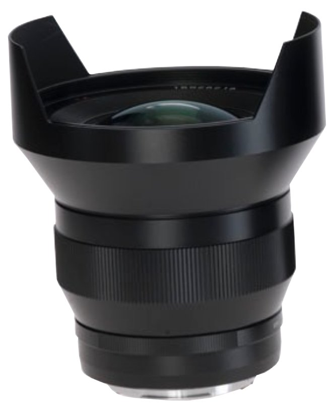 Distagon T* 2.8/15 ZE Lens without Shade