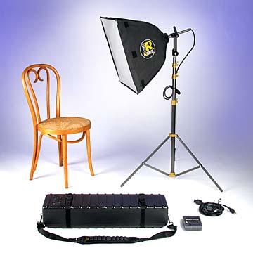 Rifa Light Kit w/Tri Litebag