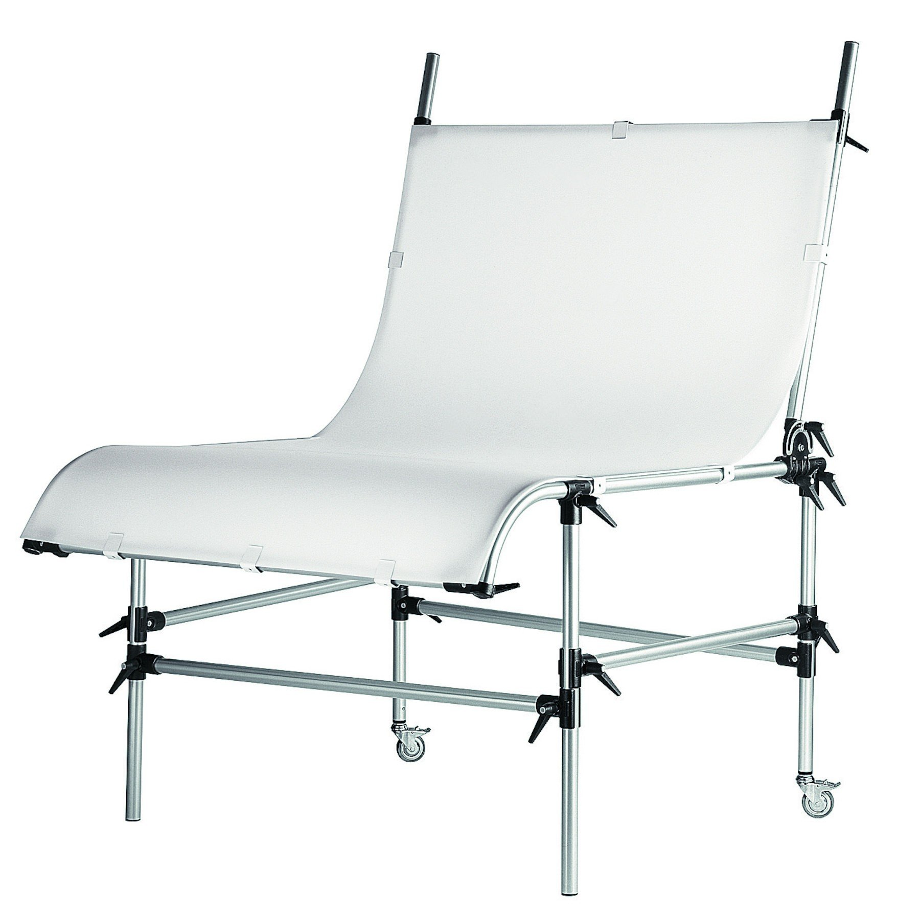 Manfrotto 220 Still Life Table with White Plexi 220-MANFROTTO