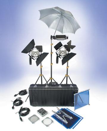 Lowel Light Mfg To 98lbz Elemental Kit