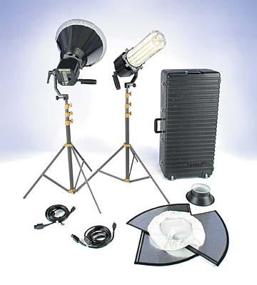 LowelScandles Two Light Kit
