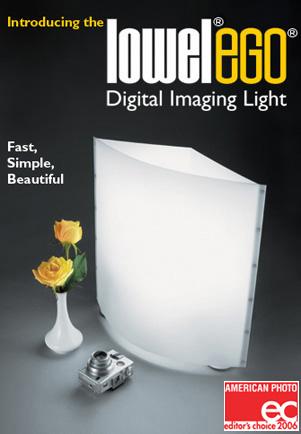 Lowel Light Mfg E1-92 Lowel Ego 2 Light Set E1-92