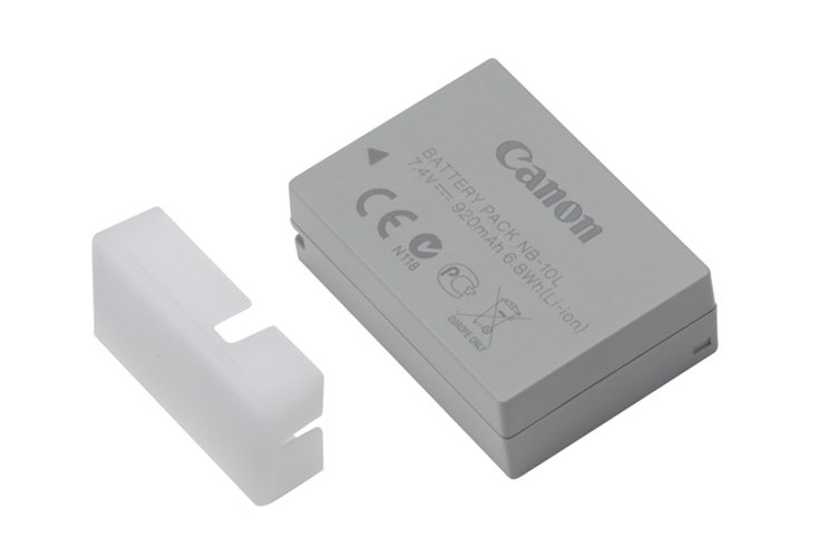 Canon NB10L Battery Pack, for PowerShot SX40 HS & G1 X NB10L