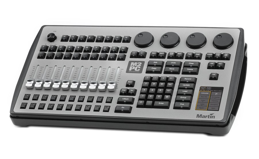 Martin Professional M2PC Compact M-PC Control Surface M2PC