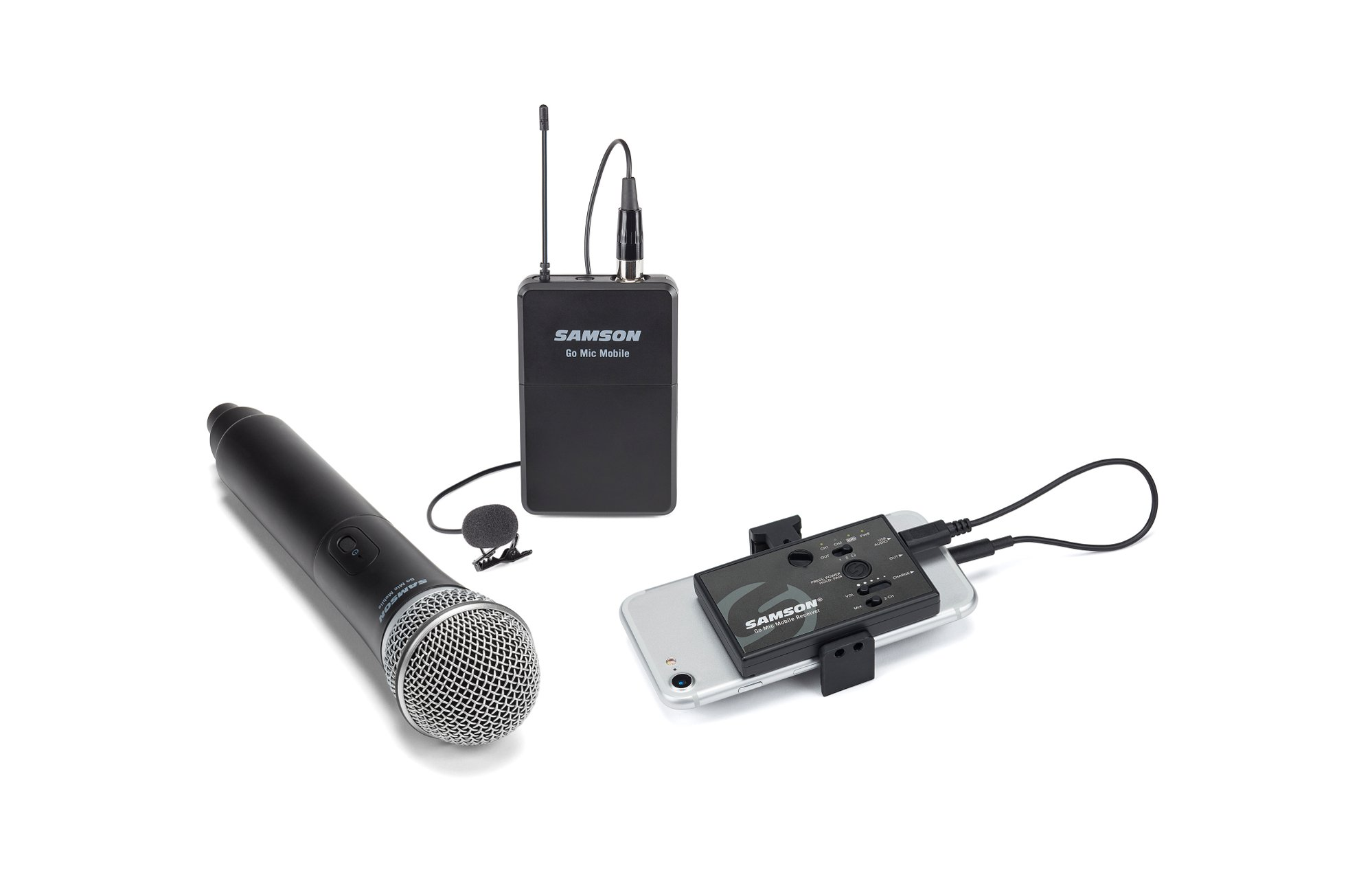Professional Wireless System for Mobile Filmmaking