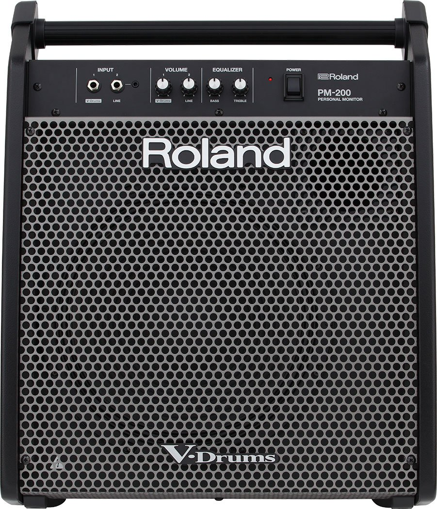 Personal Monitor For V Drums 12 180w By Roland Pm 200 Full Low Cost 221520 Watt Stereo Amplifier Tda2005 Our Part Write The First Review