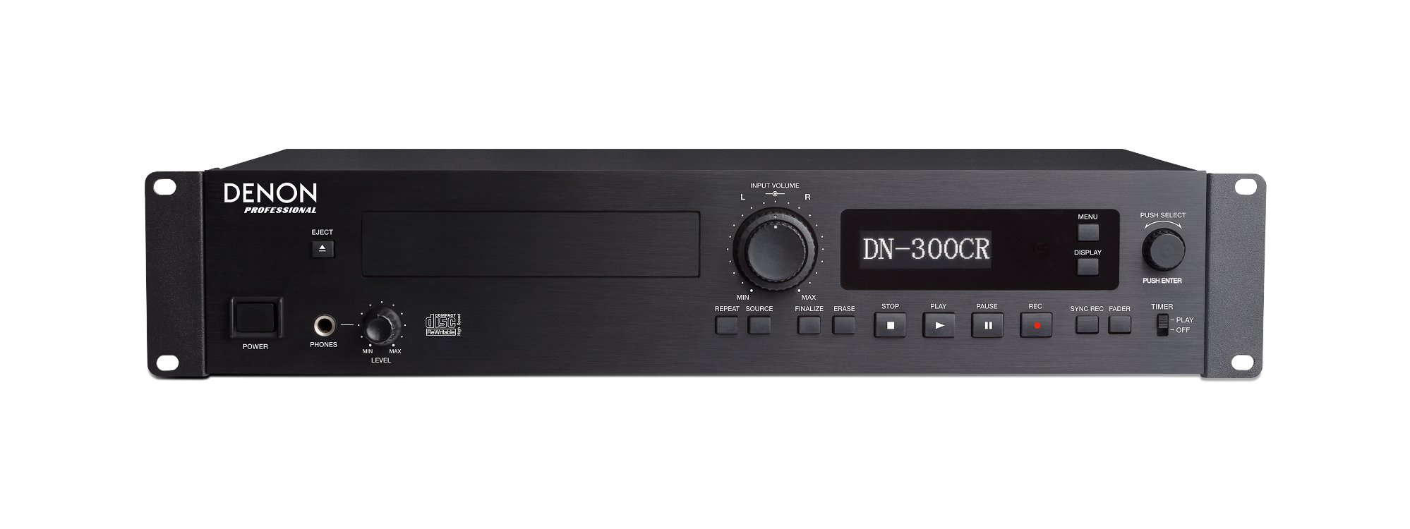 CD-R & CD-RW Recorder and Player