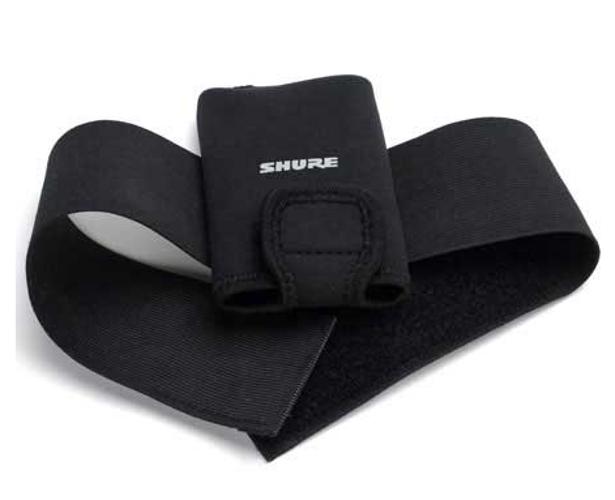 Shure WA620 Neoprene Bodypack Arm Pouch for Shure Bodypack Transmitters