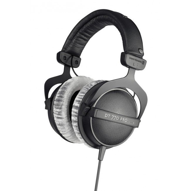 Beyerdynamic DT 770 Pro 250 [DISPLAY MODEL] Dynamic Closed Back Headphones with 250 Ohm Drivers DT770-PRO-250-DIS