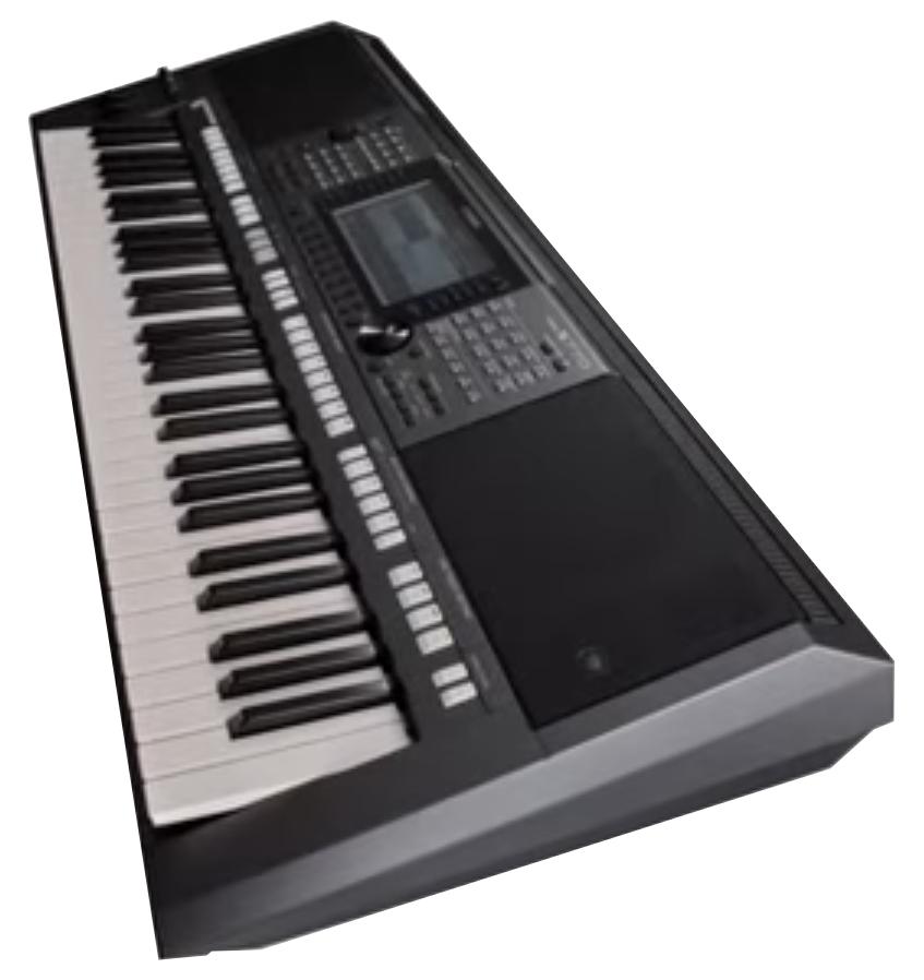 yamaha psrs975 61 key keyboard workstation full compass systems. Black Bedroom Furniture Sets. Home Design Ideas