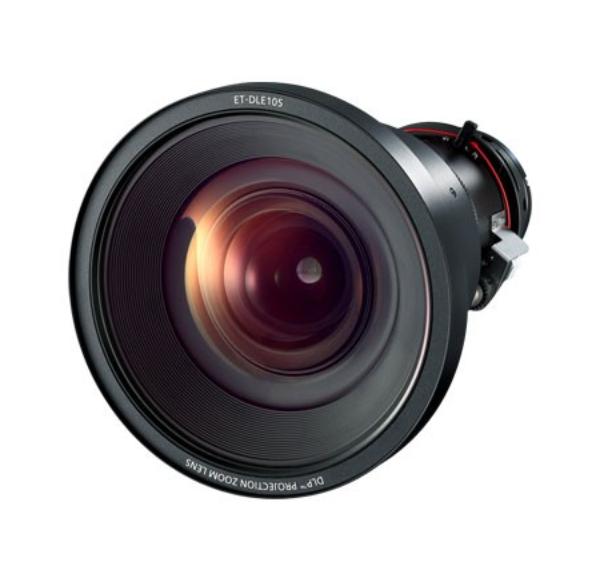 Panasonic ET-DLE105 1.85 to 2.35 Zoom Lens for Single Chip DLP Projectors ETDLE105