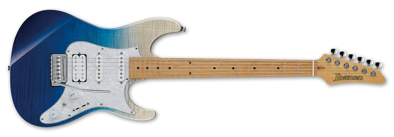 Ibanez AZ224F  AZ Premium 6 String Electric Guitar with Case AZ224F