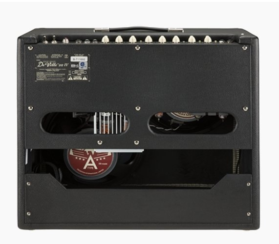 fender hot rod dvl iv 60w 3 channel 2x12 tube guitar combo amplifier full compass systems. Black Bedroom Furniture Sets. Home Design Ideas