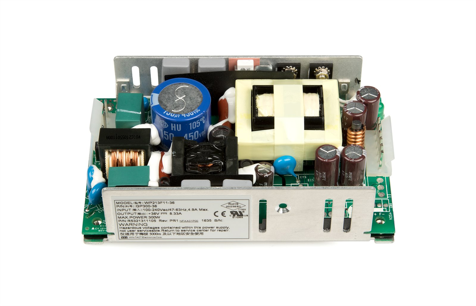 Anchor PS-KIT BEA-7500U1 Power Supply PCB PS-KIT