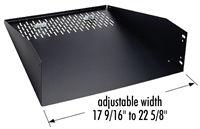 "Wide Unit Shelf System 20.5""Deep"