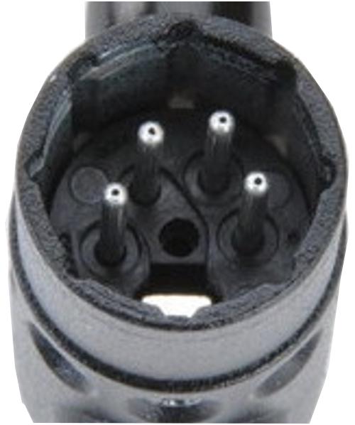 "Littlite 18X4-LED LED Gooseneck Lamp, 18"" 18X4-LED"