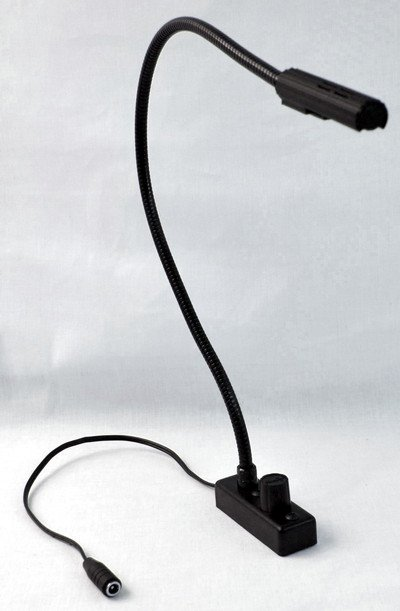 "Littlite L-2/18A Low Intensity Lampset with 18"" Gooseneck, without Power Supply L2/18A"