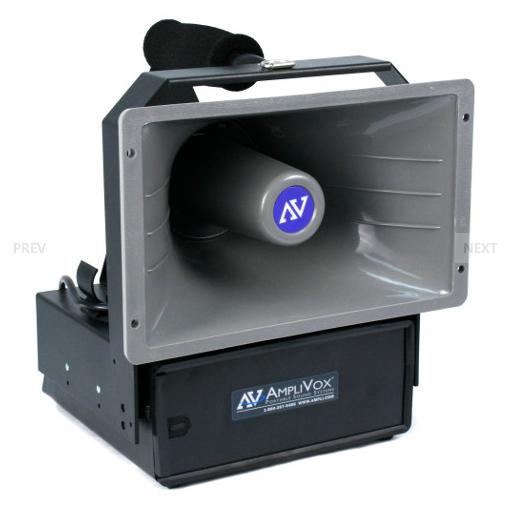 AmpliVox S1244 Wireless Powered Companion Speaker for Hailer Series S1244