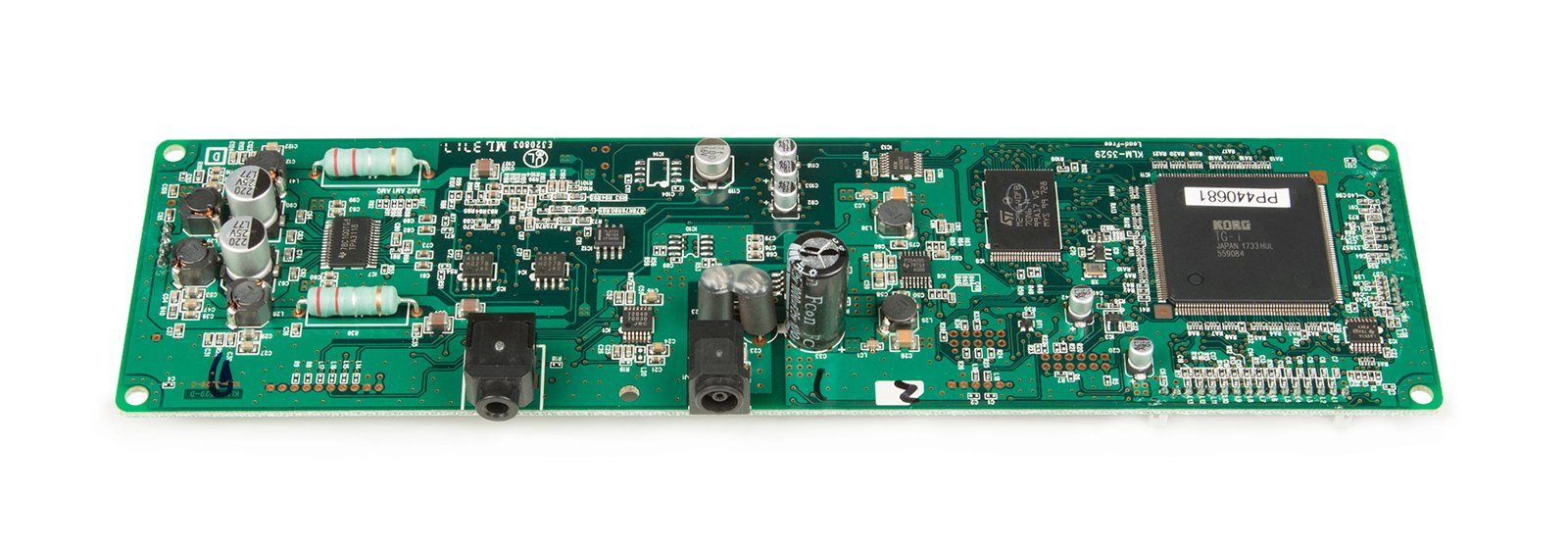 Korg 510C92963529 Main PCB For B1 | Full Compass Systems
