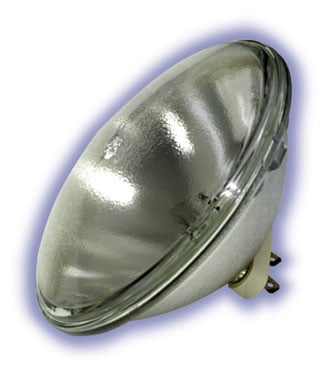 500W PAR 64 Lamp