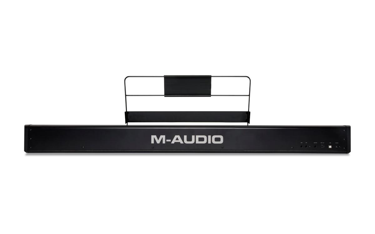 m audio hammer 88 hammer 88 88 key hammer action usb midi controller full compass systems. Black Bedroom Furniture Sets. Home Design Ideas