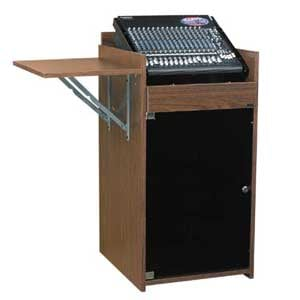 Rack, 10 over 16 in Cherry finish