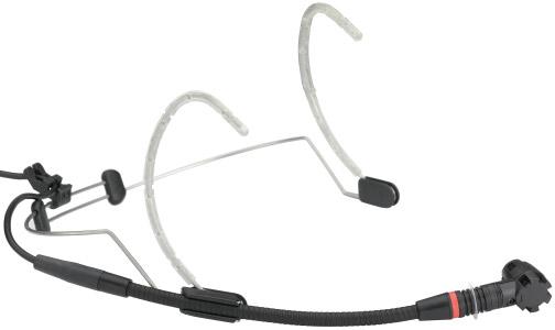 Head-worn Cardioid Condenser Vocal Microphone