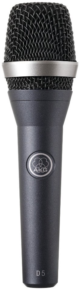 akg d5 supercardioid dynamic vocal microphone full compass systems. Black Bedroom Furniture Sets. Home Design Ideas