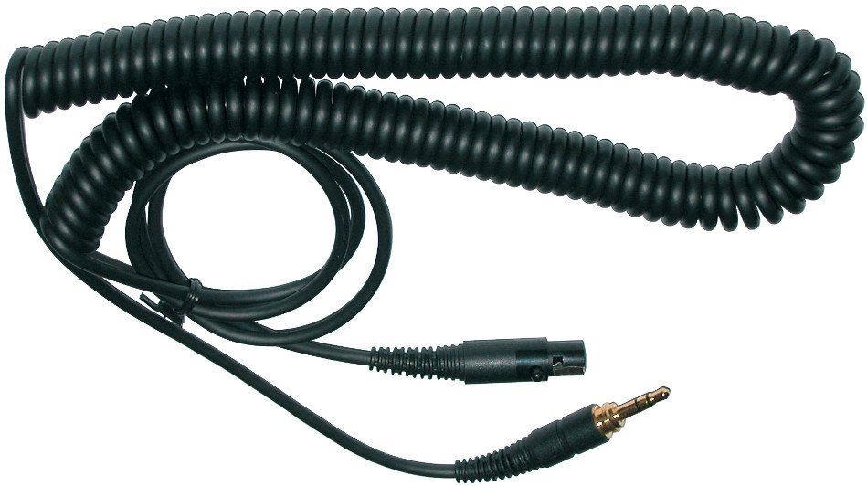 16 ft 3.5mm to Mini XLR Coiled Headphone Cable