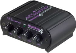 4 Outlet Stereo Headphone Amplifier