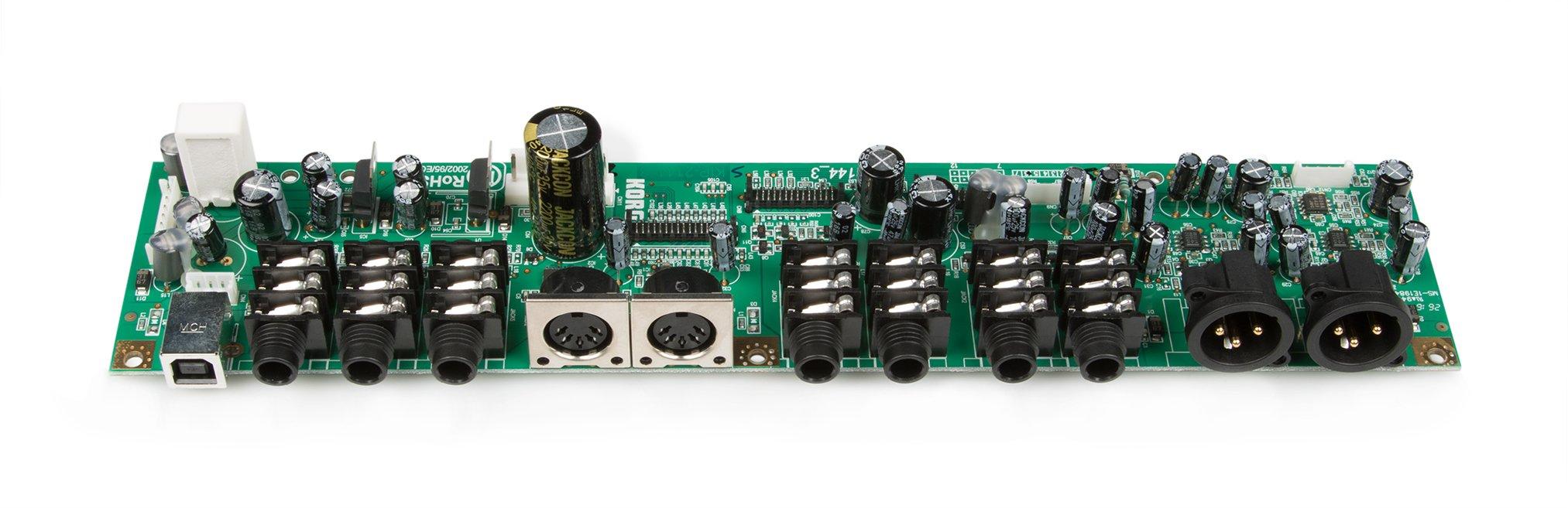 Korg GRA0002144 Input/Output PCB for SV-1 | Full Compass