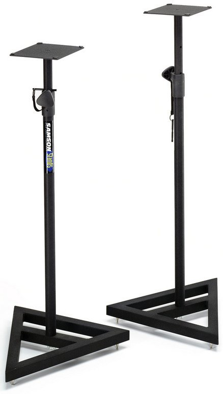 1 Pair of Isolated Studio Monitor Stands