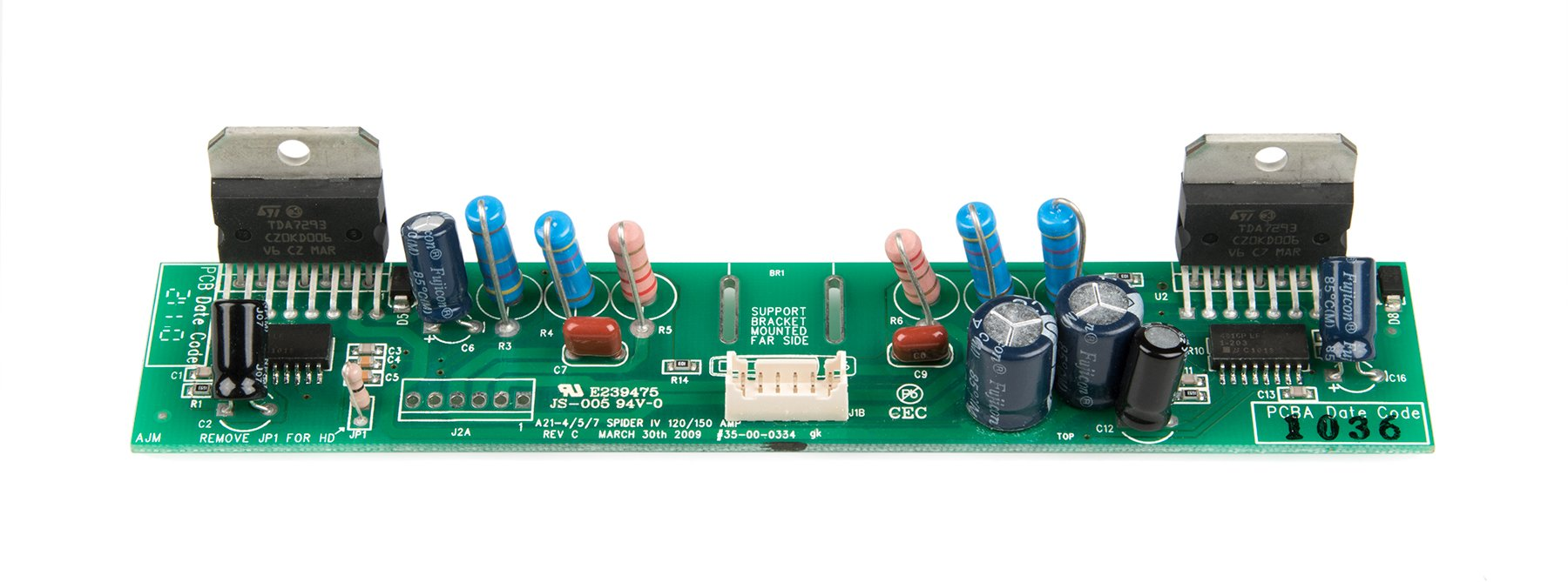Line 6 50-02-0334 Amp Assembly PCB for Spider IV 120 | Full Compass