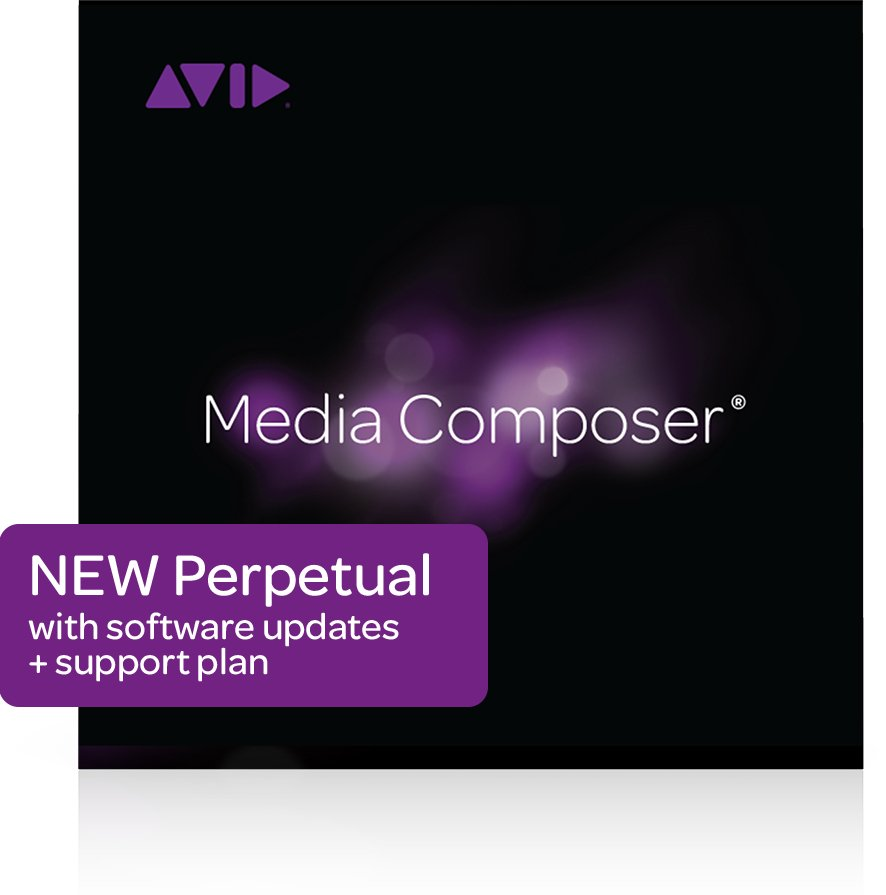 Avid Media Composer Perpetual Floating License Server Required for all  Media Composer Perpetual Floating Licenses   Full Compass