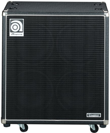 """4x10"""" Bass Cabinet with Horn, 500W RMS @ 8 ohms"""